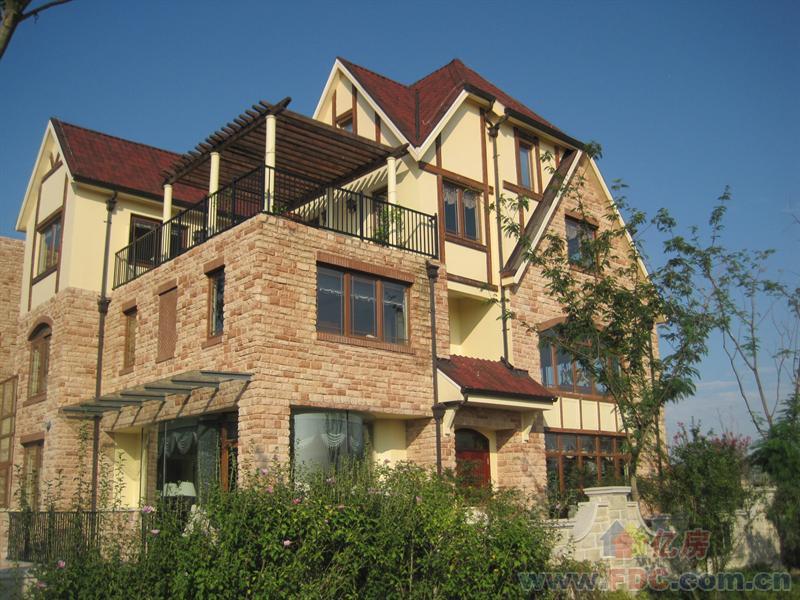 藏龙岛二手房出售,6室3厅,阳光100豪装英伦独栋楼王