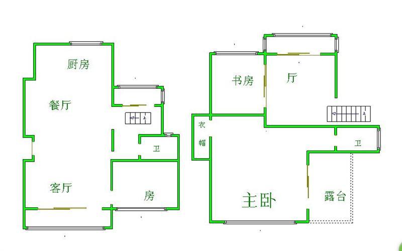 自建出租屋设计图展示图片