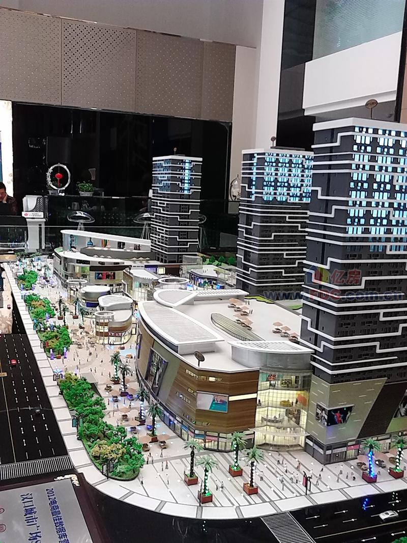 汉口城市广场44平复式出租图片