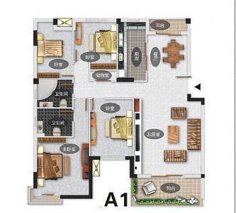 108平米農村房子平面圖片大全