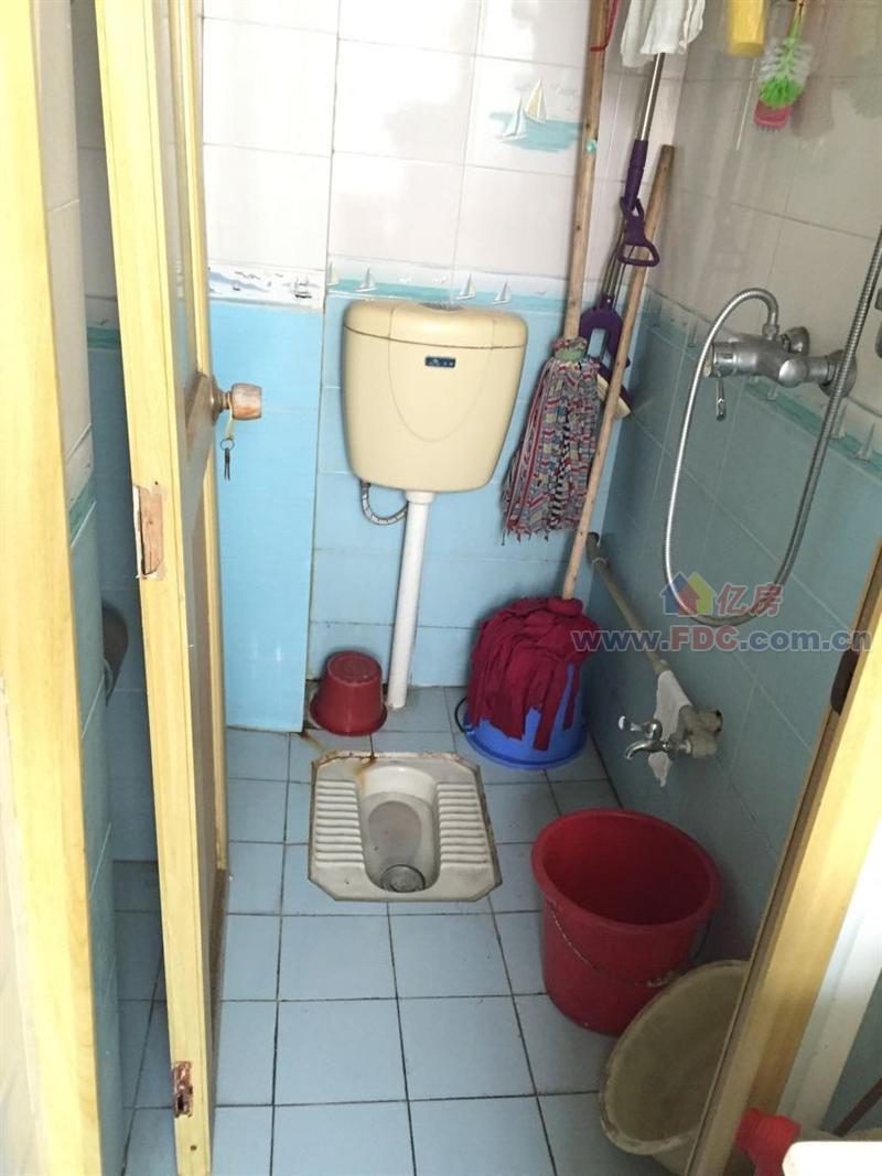 宿舍厕所手绘图