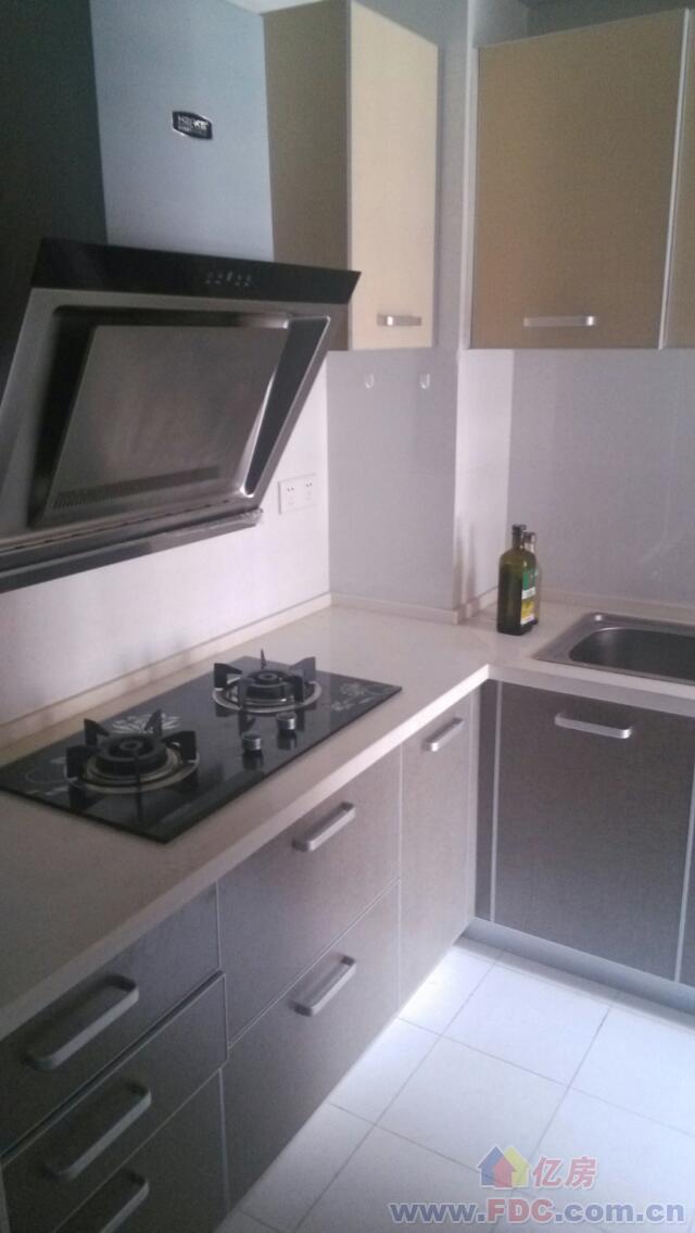三阳户型厨房装修