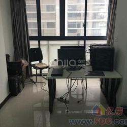 紧邻地铁,现在出售中南国际城D座豪装公寓(小区房)