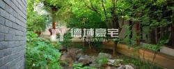 山中居七日 世上已千年 中国院子半山独栋318平460万占地680平