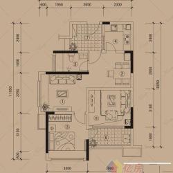 徐东商圈 腹地金寓 万科旗下 SOHO公寓 3.4米层高
