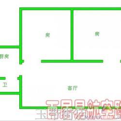航空新村 地铁口旁 近同济邻武广 居家两房 有钥匙 随时看房