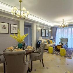 售楼部直销海伦春天98平128万三房精装朝南北