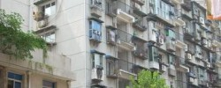 青山区 建二 48街坊 2室1厅1卫  64.7㎡另扩4平米