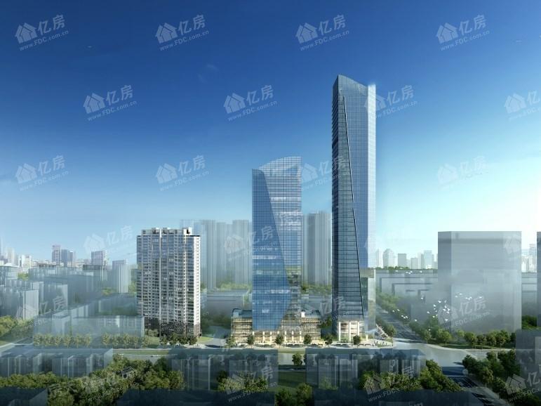 保利滨江中心,均价23500元/m2
