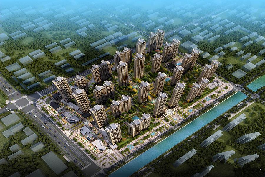 福星惠誉东湖城楼栋示意图