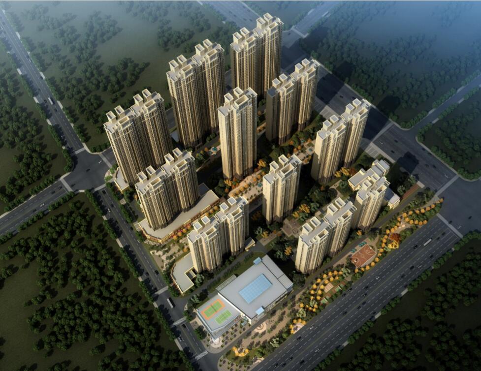 蓝光长岛国际景观设计