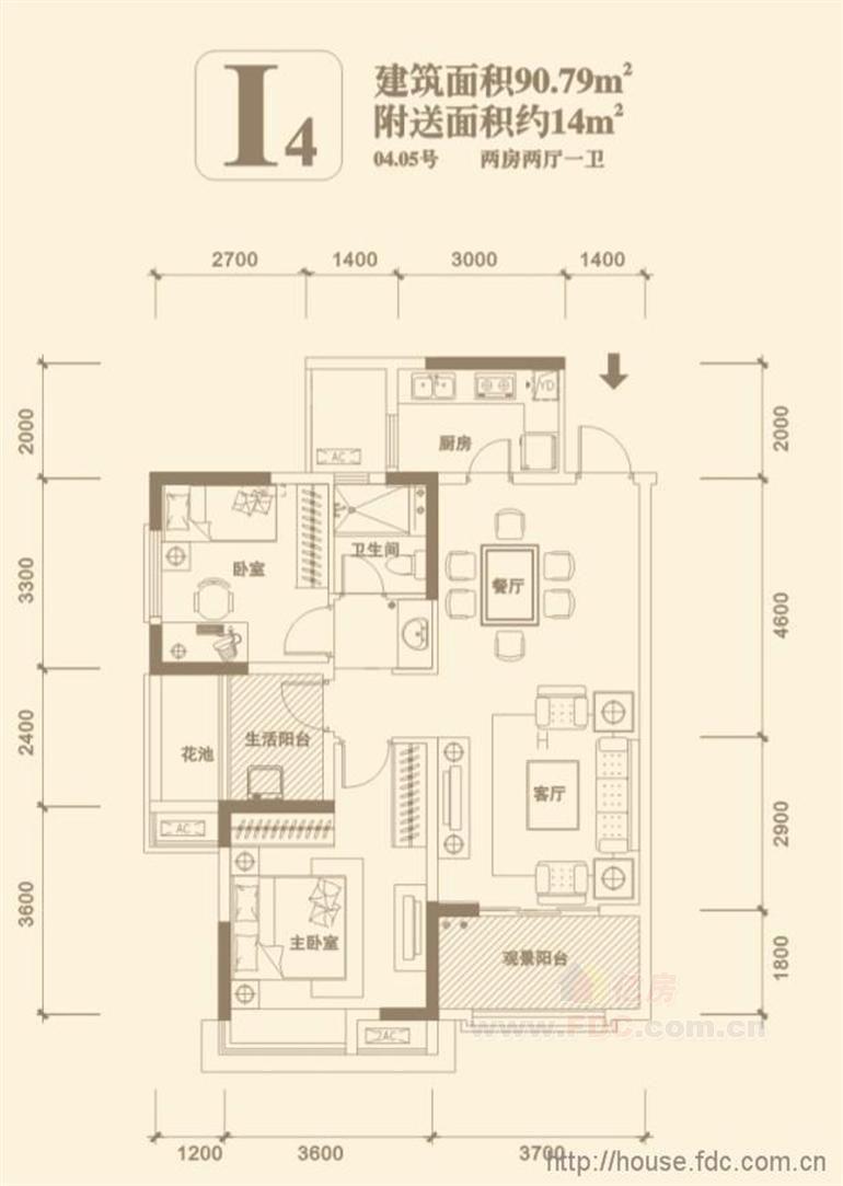 复地金融岛楼层平面图