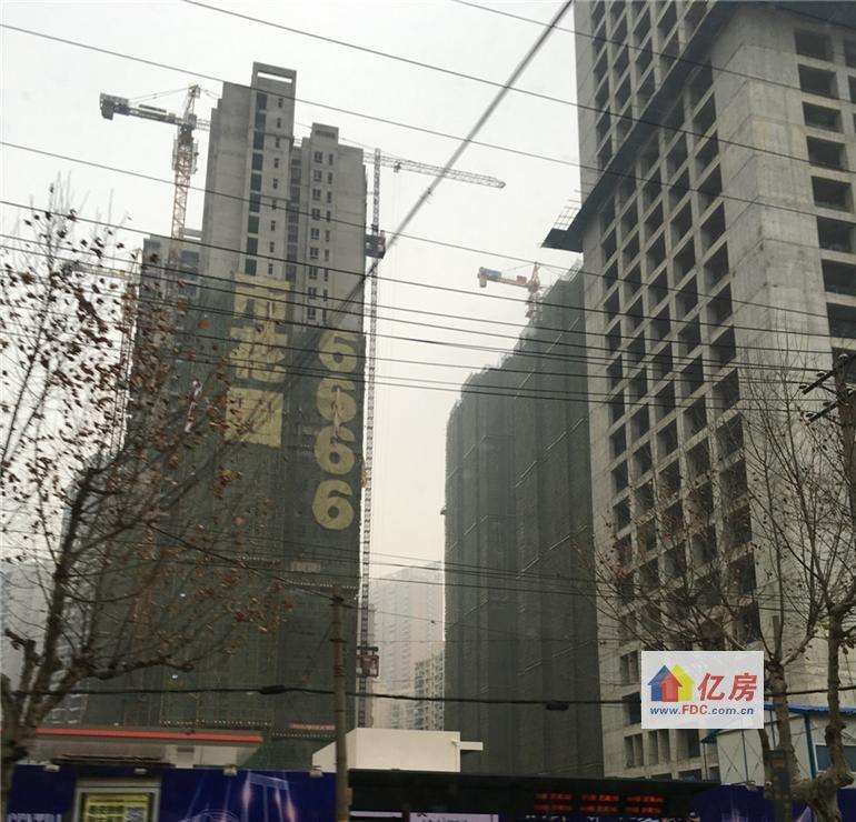 葛洲坝城市花园工程进度-武汉新房-亿房网