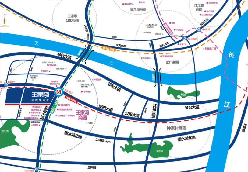 王家湾中央生活区