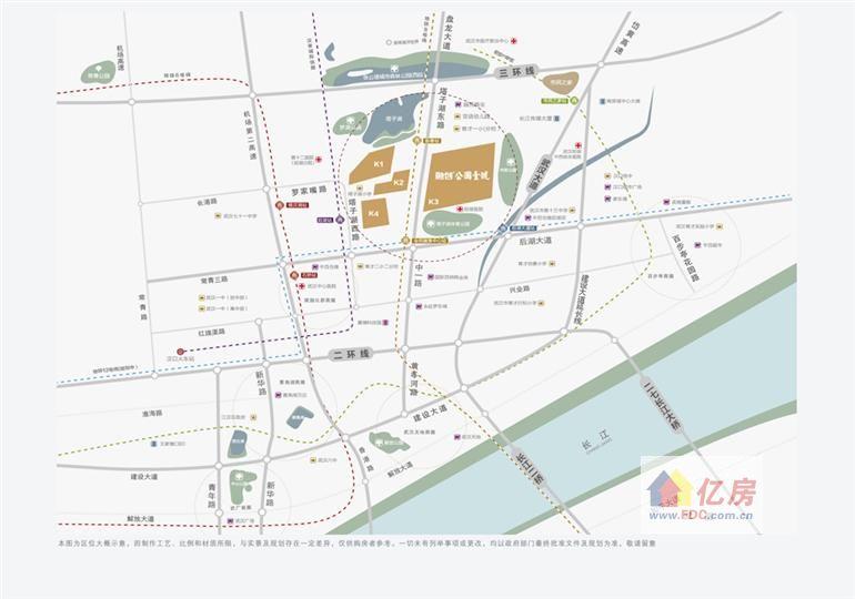 融创海棠湾地图
