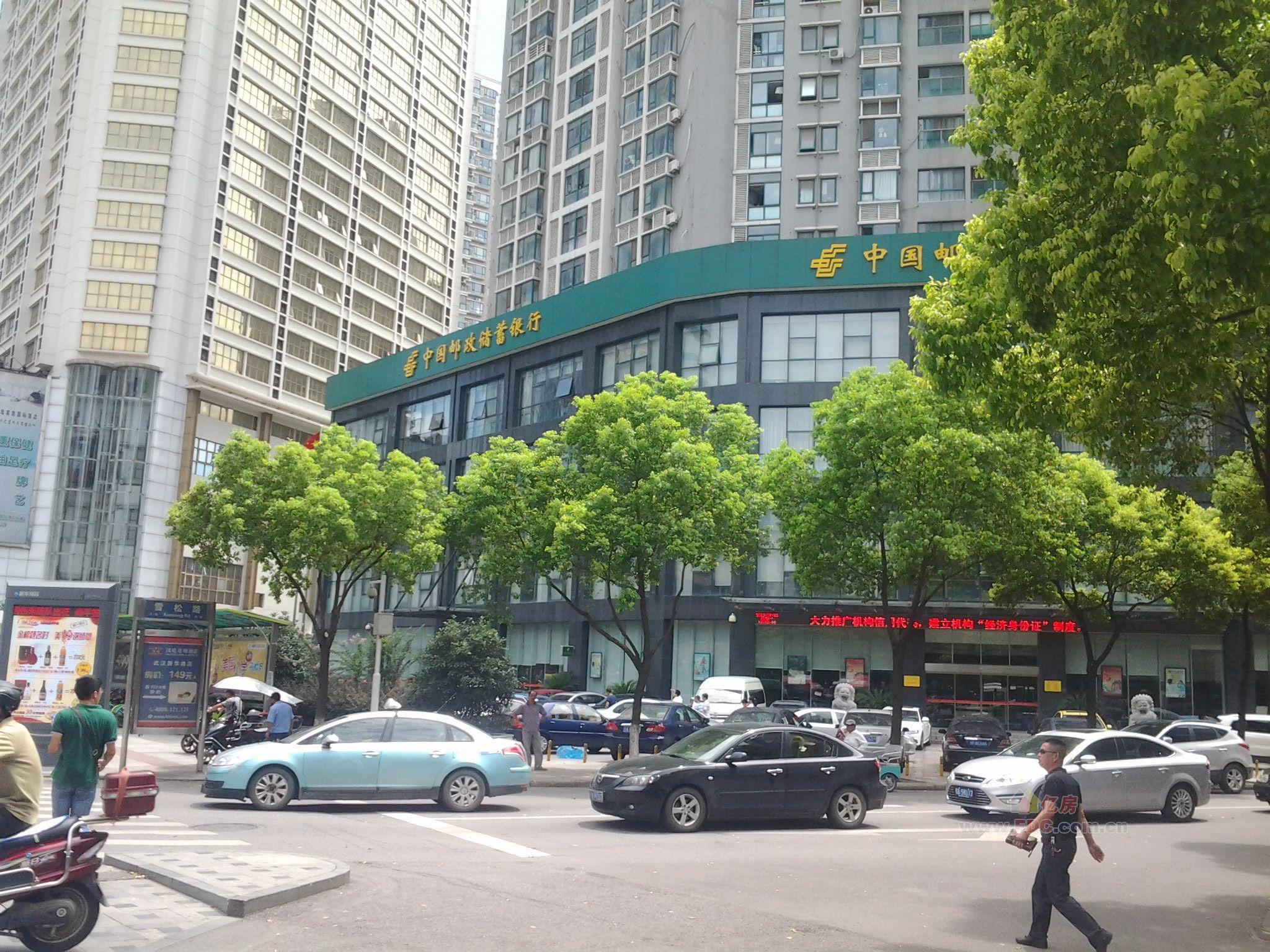 中国民生银行大厦实景图-亿房网