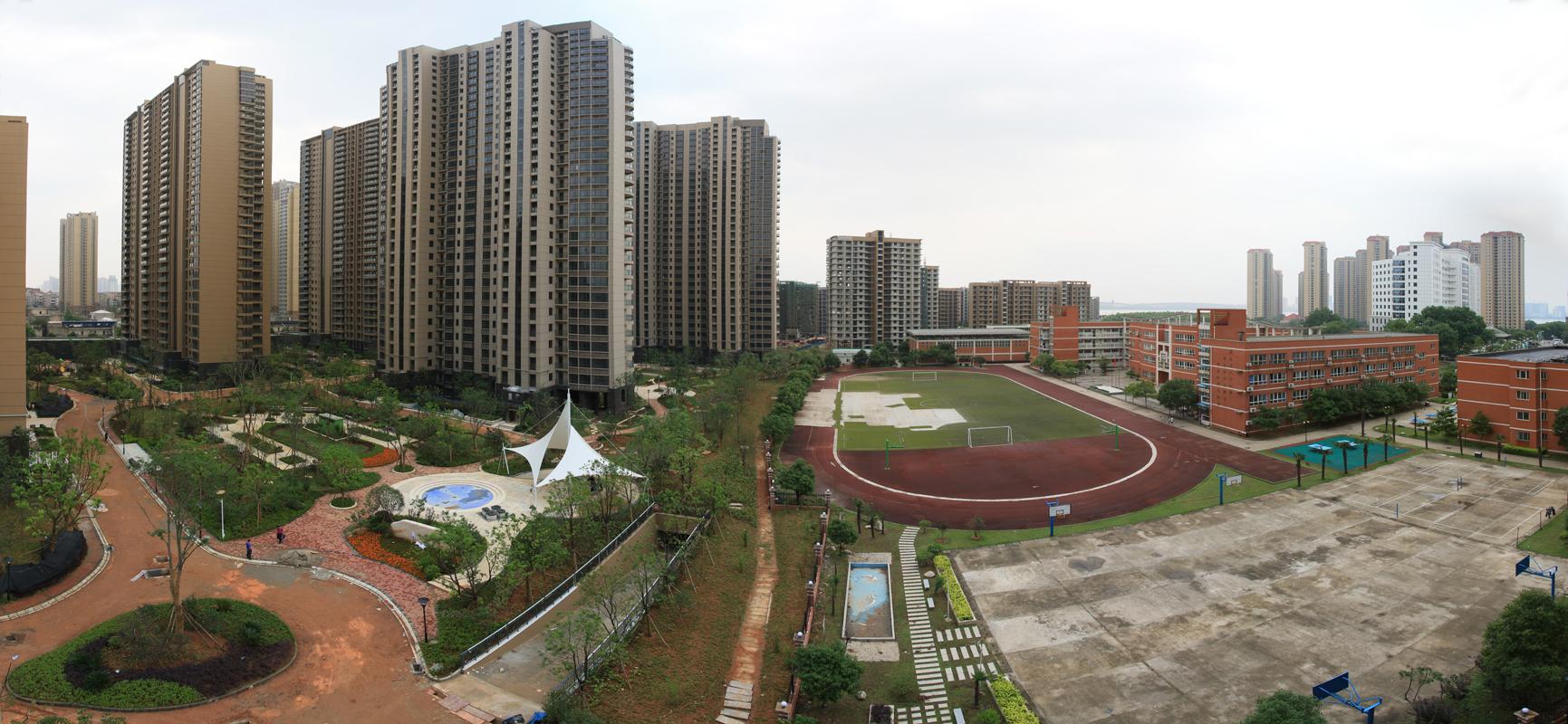 武汉外国语学校江南分校