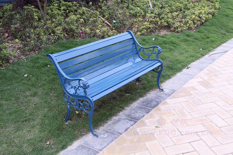 公园椅子简笔画 正面