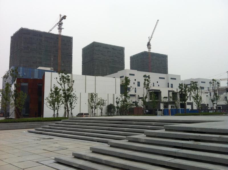 武汉创意天地建筑远景
