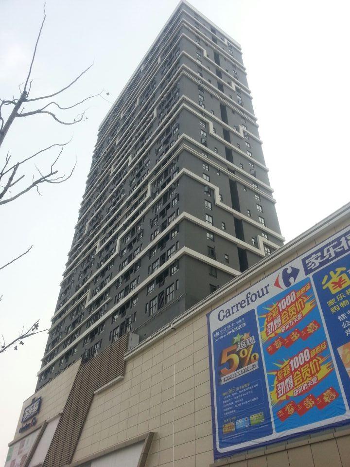 汉口城市广场实景图9图片