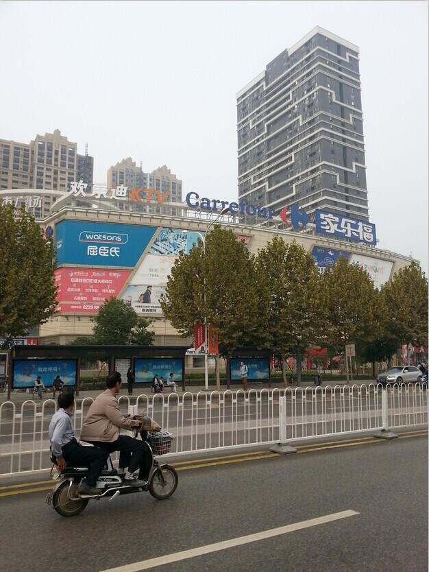 汉口城市广场周边商业图片
