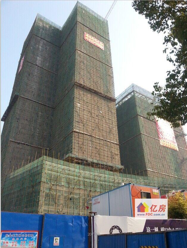 武汉海联时代广场商铺实景图-亿房网