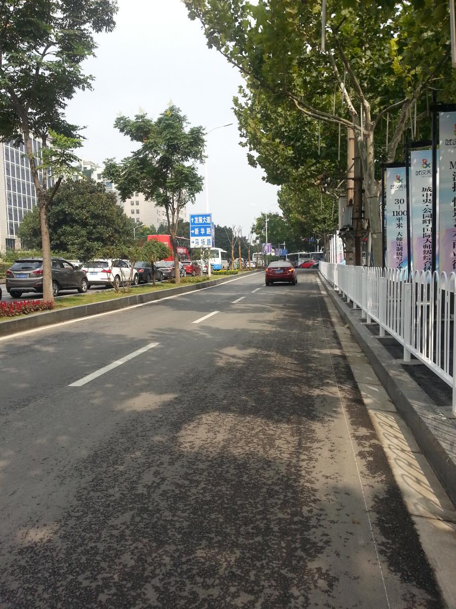 武汉手机拍的风景图片