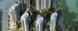 宝安汉水琴台,全新精装大三房,南北通透,全明采光,拎包即可入住
