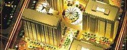 江汉路D铁口宝利金二期两证已满2年复式楼带车位朝南电梯3房