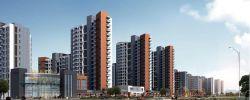 轻轨口欣隆湖滨半岛 128.6平大四房,仅售93万