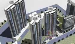 青山区 建二 锦绣龙潭  精装 南北户型 个税 可以贷款  看房方便