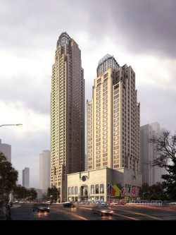 江汉区 汉口火车站 万科城 3室2厅2卫 119.29㎡