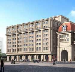 台湾风情广场公寓
