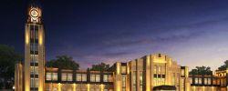王家湾中央生活区 5室2厅3卫 190㎡毛坯新房出售