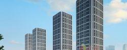 急售:武汉SOHO 毛坯 复式楼