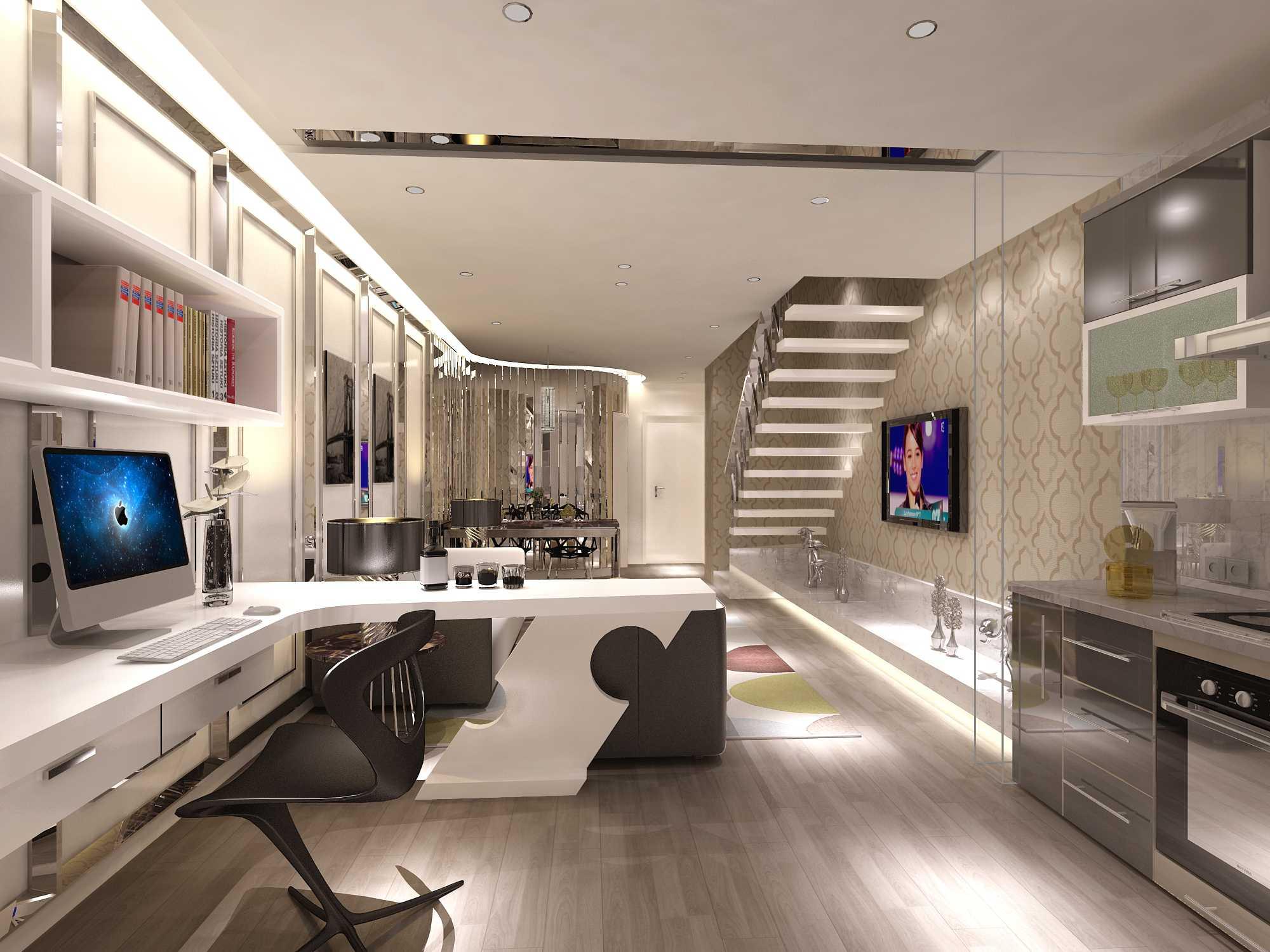 loft公寓效果图