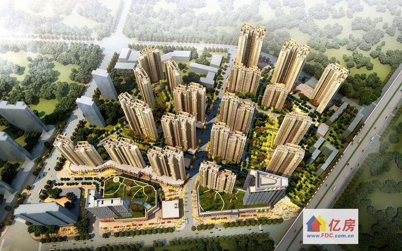 中间楼层 随时看房,武汉洪山区白沙洲洪山区白沙洲大道与江国路交汇处二手房3室 - 亿房网