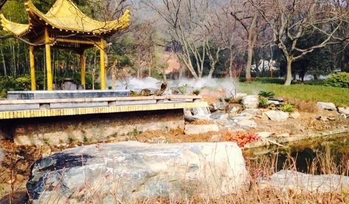磨山景区是国家风景名胜区东湖风景区的核心景区,是楚