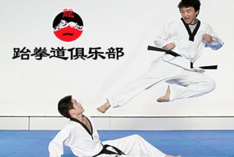 教练员均为世界跆拳道联盟黑带